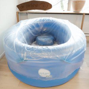 Oerbron Algemene bevalhoes voor opblaasbaar bevalbad